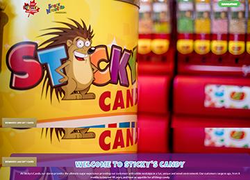Sticky's Candy